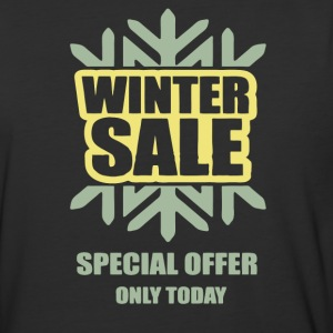 Winter sale special offer only today - Baseball T-Shirt