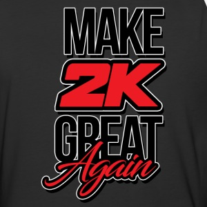 Make 2k Great Again - Baseball T-Shirt