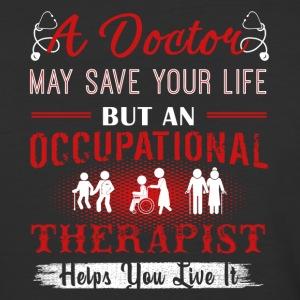 Occupational Therapist Shirts - Baseball T-Shirt