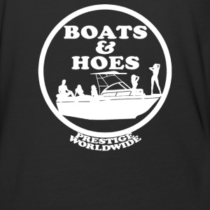 Boats and Hoes - Baseball T-Shirt