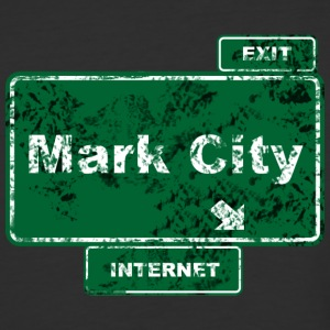 Mark City - Baseball T-Shirt