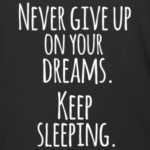Keep sleeping - Baseball T-Shirt