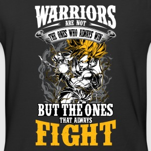 super saiyan goku warriors - Baseball T-Shirt