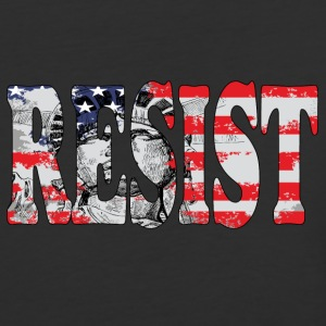 keep resist - Baseball T-Shirt