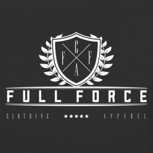 Full Force Clothing Apparel - Baseball T-Shirt