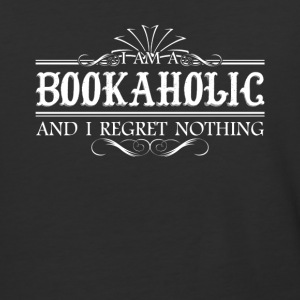 Bookaholic Shirt - Baseball T-Shirt