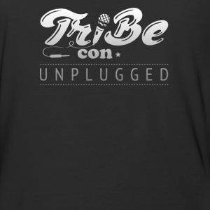Tribe con unpluged - Baseball T-Shirt