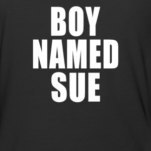 Boy Named Sue - Baseball T-Shirt