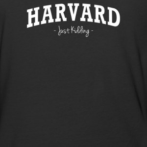 Harvard Kidding - Baseball T-Shirt