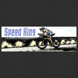 Speed king - Baseball T-Shirt