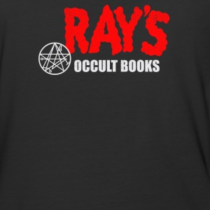 Ray's Occult Books - Baseball T-Shirt