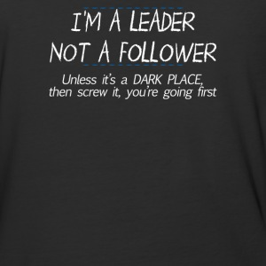 Leader Follower - Baseball T-Shirt