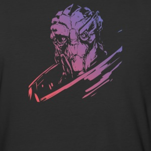 Garus Mass Effect - Baseball T-Shirt