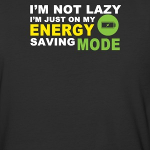 energy saving mode - Baseball T-Shirt