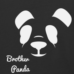 Brother Panda - Baseball T-Shirt