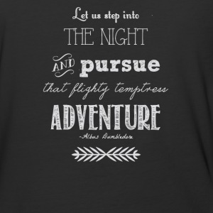 Let us the night and purse - Baseball T-Shirt
