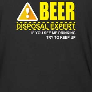 Beer Drinking - Baseball T-Shirt