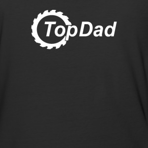 Top Dad Dad - Baseball T-Shirt