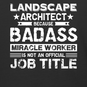 Landscape Architect Shirt - Baseball T-Shirt