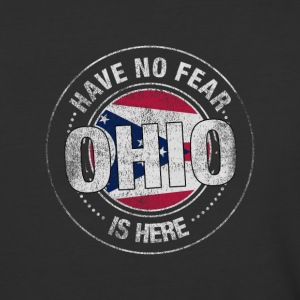 Have No Fear Ohio Is Here - Baseball T-Shirt