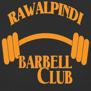 barbellclub - Baseball T-Shirt