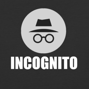 Incognito - Baseball T-Shirt