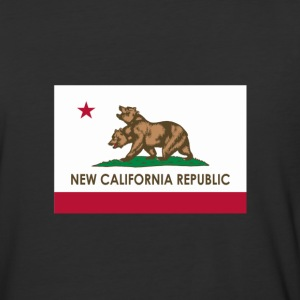 NEW CALIFORNIA REPUBLIC - Baseball T-Shirt