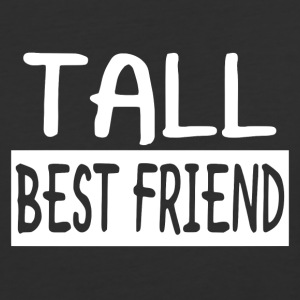 Tall Best Friend - Baseball T-Shirt