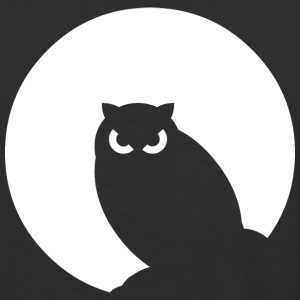 Night Owl - Baseball T-Shirt