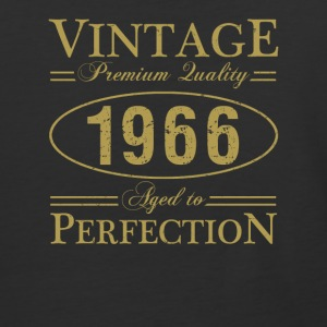 Vintage Premium Quality 1966 Aged To Perfection - Baseball T-Shirt