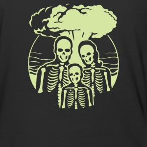 Nuclear Family - Baseball T-Shirt
