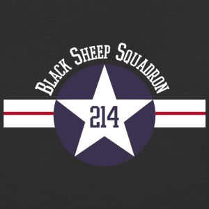 Black Sheep Squadron - Baseball T-Shirt