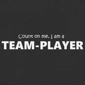 Teamplayer 5 (2174) - Baseball T-Shirt