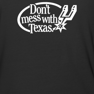 Don t Mess With Texas - Baseball T-Shirt