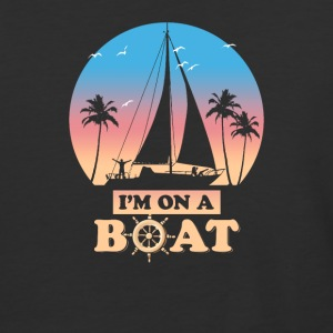 I'm On A Boat - Baseball T-Shirt