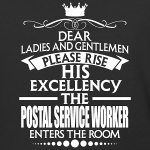 POSTAL SERVICE WORKER - EXCELLENCY - Baseball T-Shirt