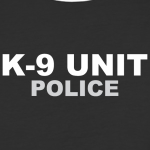 K-9 Unit Police - Baseball T-Shirt