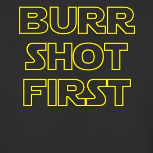 Burr Shot First Alexander Hamilton Fan TgiftShirts - Baseball T-Shirt