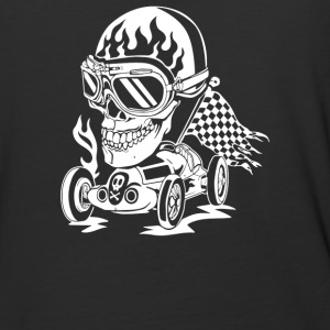 Death Race - Baseball T-Shirt