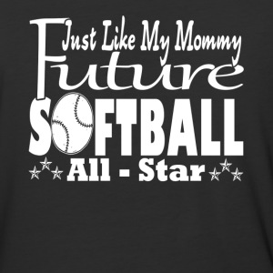 FUTURE SOFTBALL ALL STAR GIRL SHIRT - Baseball T-Shirt