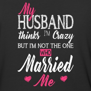 My Husband T Shirt - Baseball T-Shirt