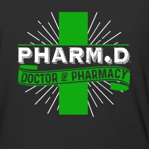 DOCTOR OF PHARMACY T SHIRT - Baseball T-Shirt
