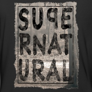 supernatural - Baseball T-Shirt