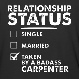 A Badass Carpenter T Shirt - Baseball T-Shirt