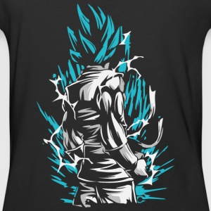 Dragon Ball - Goku SSB - Baseball T-Shirt