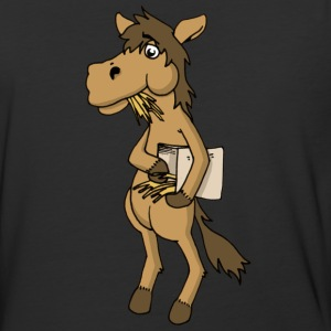 horse knight ride - Baseball T-Shirt