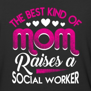 The Best Kind Of Mom T Shirt - Baseball T-Shirt