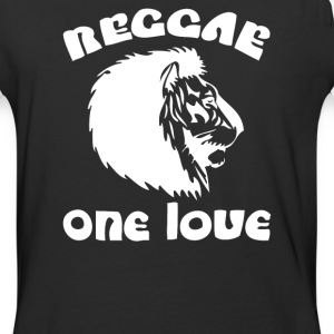 One Love Reggae - Baseball T-Shirt