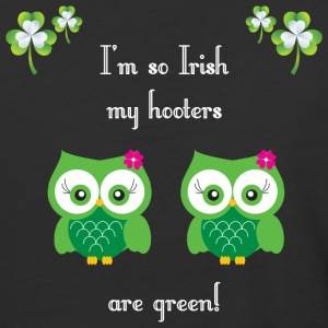 I'm so Irish my hooters are green! - Baseball T-Shirt
