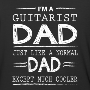 I'm Guitarist Dad T Shirt - Baseball T-Shirt